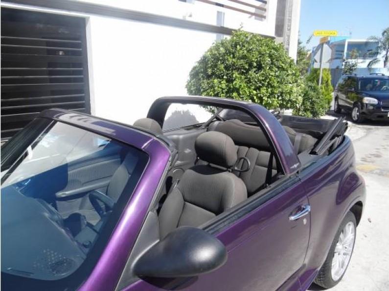 venta pt cruiser convertible de lujo 82 mil negociable