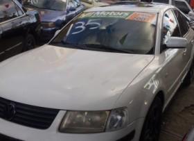 volkswagen passat 2001 135000