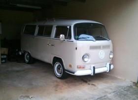 vw transporter 1971