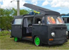 westfalia 1970 VW BUS