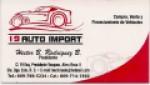 19 Auto Import