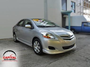 2010 Toyota Yaris S