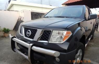 Camioneta Nissan Frontier  2007