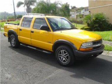 Chevrolet S10 ZR5 4X4