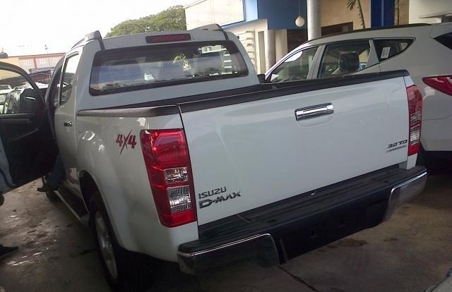 Isuzu Republica Dominicana. Isuzu Dmax 2014 en Auto Mayella.