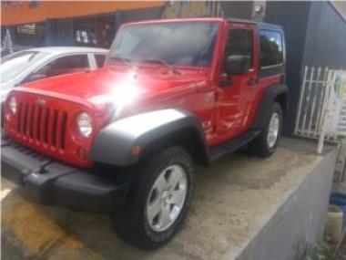 Jeep Wrangler SportPRECIO MAGICO