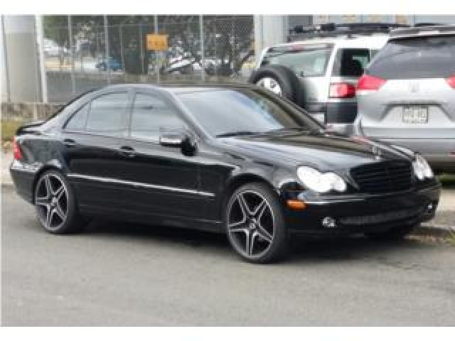 Mercedes benz cc230 a o 2003 for Mercedes benz san juan puerto rico