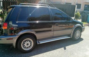 Mitsubishi RVR 1999 Negra Diesel