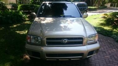 Nissan Pathfinder 2005 negociable