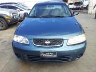 Nissan Sentral 2002