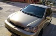 Toyota Platz 2002 excelentes condiciones