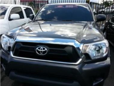 Toyota Tacoma 4clindros