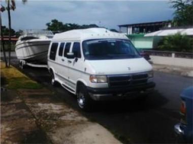 Van Dodge Ram 1996